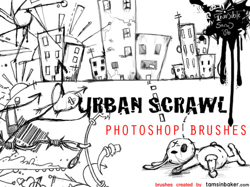 urban_scrawl_photoshop_brushes_by_invisiblesnow