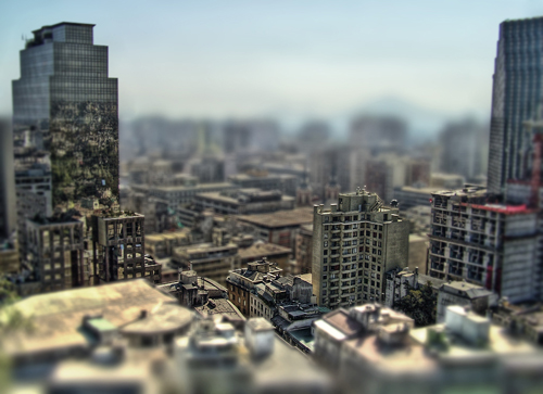 Santiago_Centro_Tilt_Shift_01_by_dvcomk