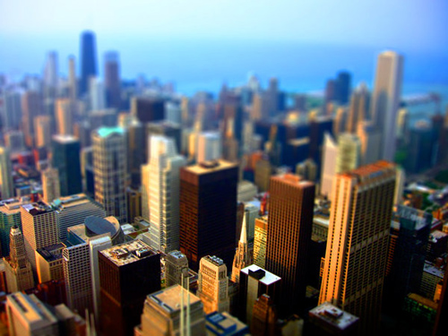 Tilt_Shift_Chicago_by_so_radio_active