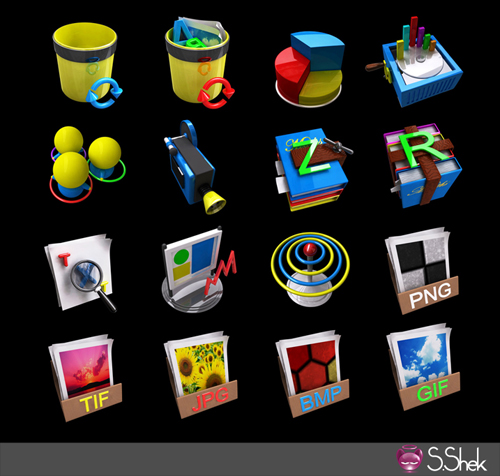 3D_icons_part_2_by_Shek0101