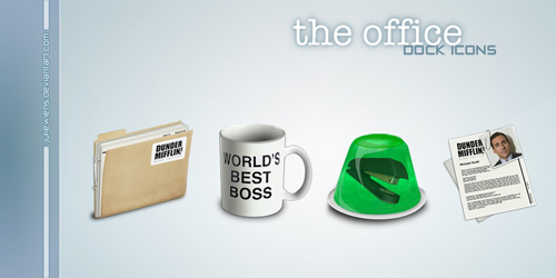 The_Office_Collection_by_juliewiens
