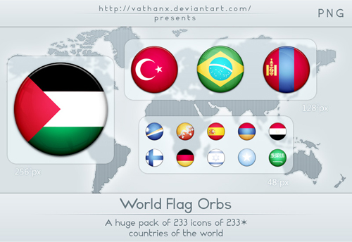 World_Flag_Icons_PNG_by_Vathanx