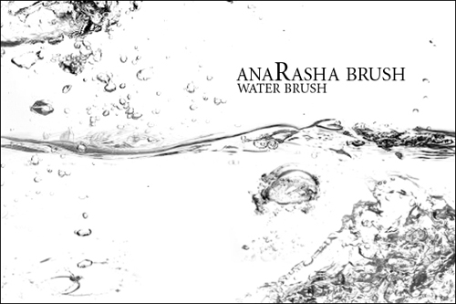 water_brush_by_anaRasha_stock
