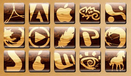 wooden_icons_by_hannes_hazelnut