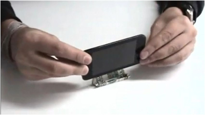 100 Dollar Bill iPhone Stand