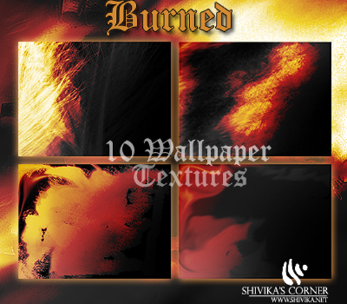Burned Textures