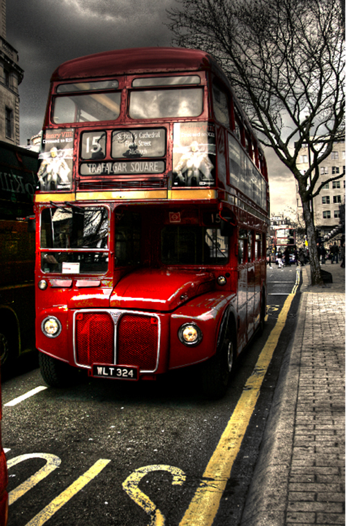 Bus HDR