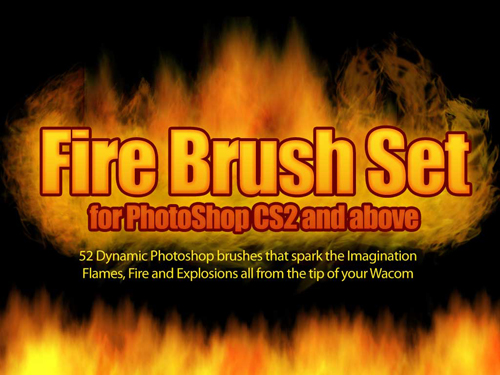 Fire Brush Set