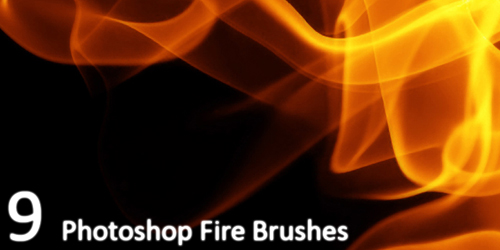 Fire Brushes 1