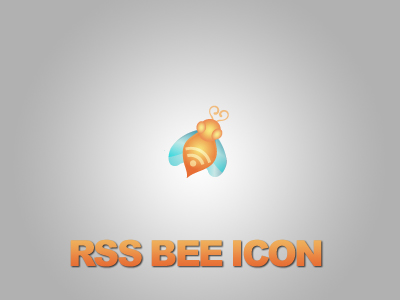 RSS Bee Icon