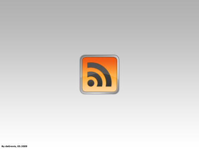 RSS Icon For Websites