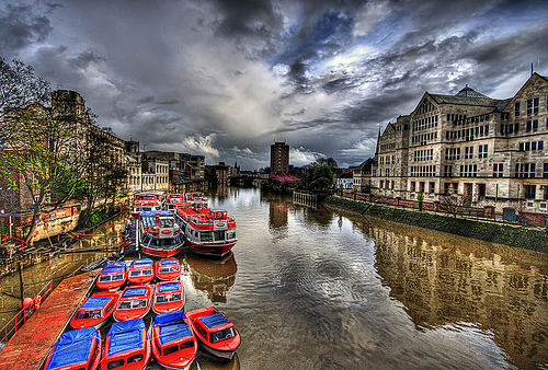 River Ouse HDR