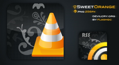Sweet Orange RSS