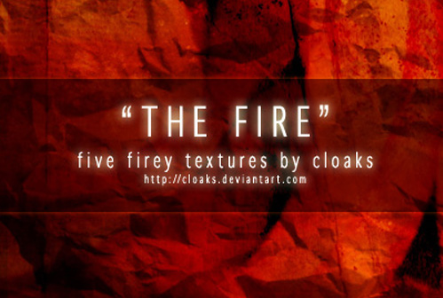 The Fire Texture Pack