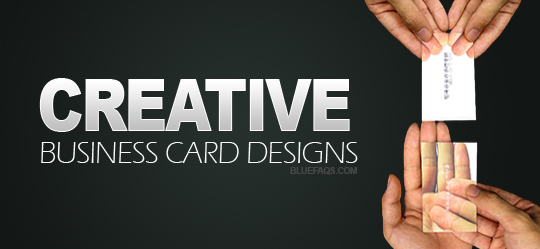 100 Creative Business Cards