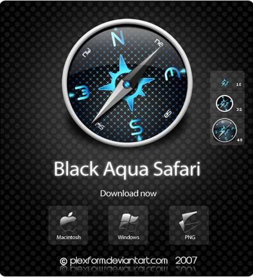 Black_Aqua_Safari_by_Plexform