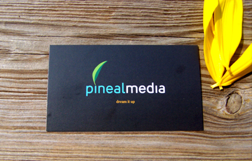 Pineal business card