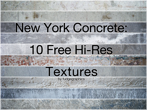10 textures by fudgegraphics