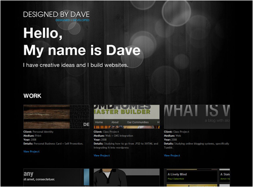 Designed By Dave