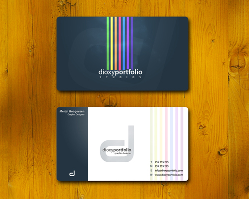 dioxy business card
