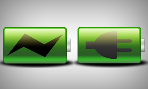 iPod Battery Icons