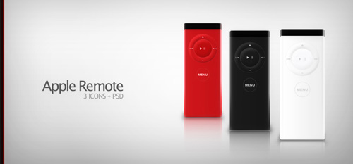 Apple_remote_by_Bobbyperux