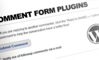 WordPress Comment Forms