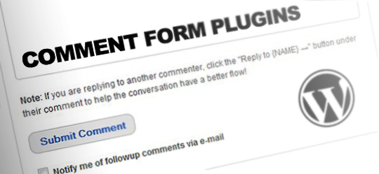 Comment Form Plugins Header
