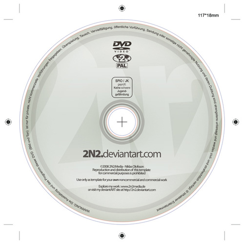DVD_Label___PSD_Template_by_2N2