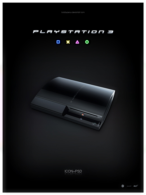PlayStation3_by_Bobbyperux