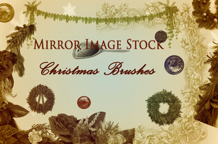 christmas brushes2