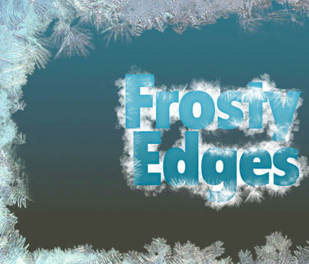 frosty edges