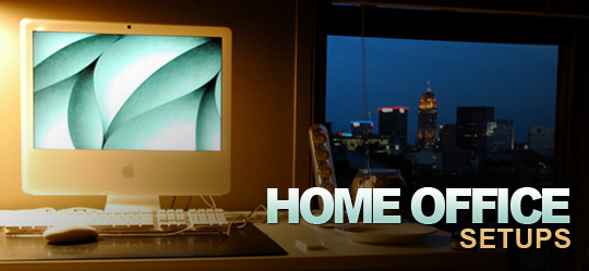 50 Home Office Setups