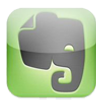 Evernote iPad Icon
