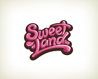 Sweet Land 30 Fresh Logos To Get Your Creative Juices Flowing
