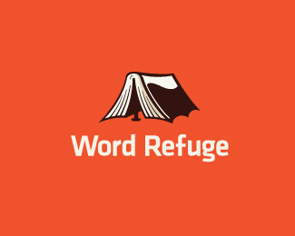 Word Refuge 30 Fresh Logos To Get Your Creative Juices Flowing