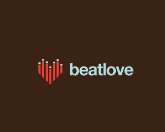 beatlove 30 Fresh Logos To Get Your Creative Juices Flowing