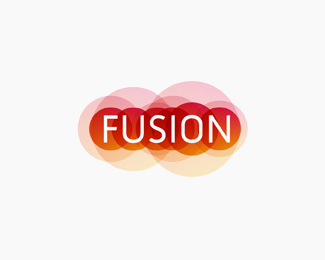fusion 30 Fresh Logos To Get Your Creative Juices Flowing