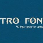 Free Retro Fonts