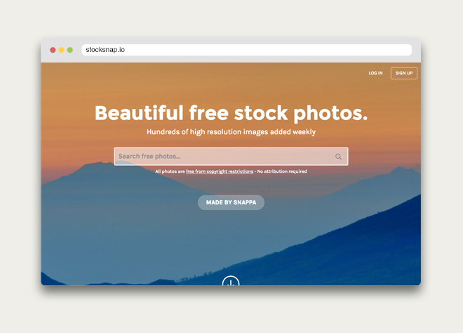 Free stock photos sites